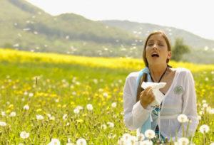 alerji yapan durumlar